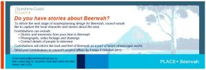 Do you have stories about Beerwah?