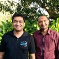 Milan and Himanshu Euro Solar Salesmen in Beerwah
