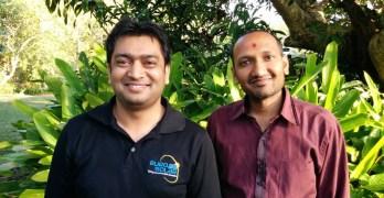 Meet Honorary Locals: Milan and Himanshu – Euro Solar Salesmen