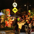 Beerwah Transformed by Simpson Street at the Beerwah Street Party Celebrations 2014