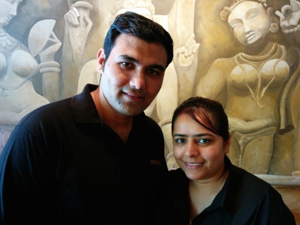 Maulik and Manisha Bombay Bliss Beerwah 2014