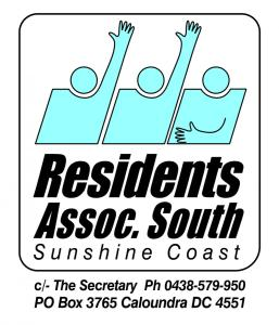 Residents Association South Sunshine Coast