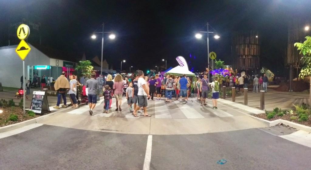 PANO 10 Beerwah Street Party 2014