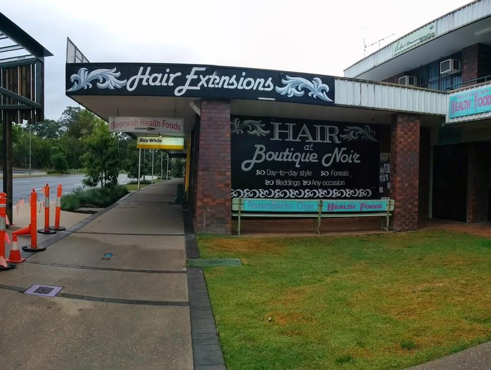 Hair Extentions Boutique Noir Beerwah 2014
