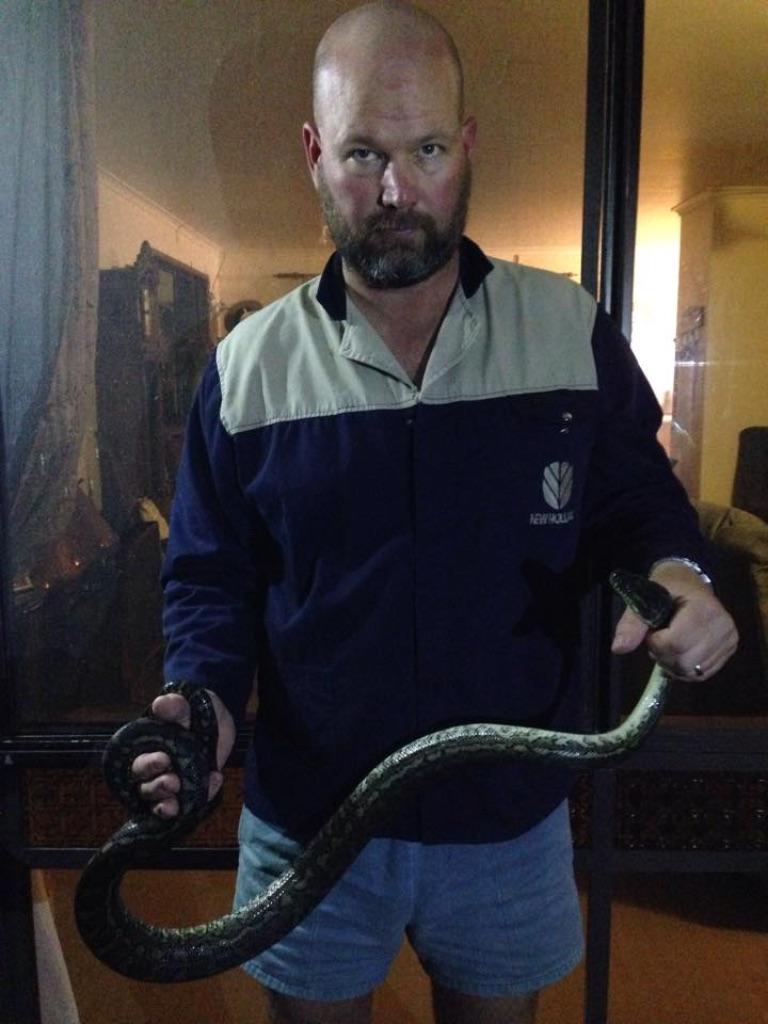 Rob Bland Mfezi Snake Catchers Sunshine Coast 01