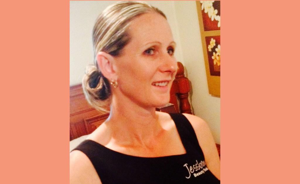 Kelly Wall from Jessbow Beauty Studio