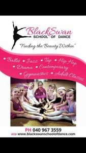 Black Swan School of Dance: What is Kinder Dancers