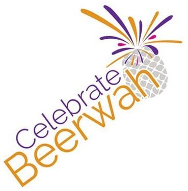 Celebrate BEERWAH Logo- 375