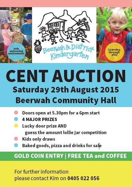 cent auction