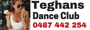 Ad Teghans Dance Club 300x100