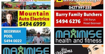 Paying it Forward to Tradies and Local Business in Beerwah and Surrounds