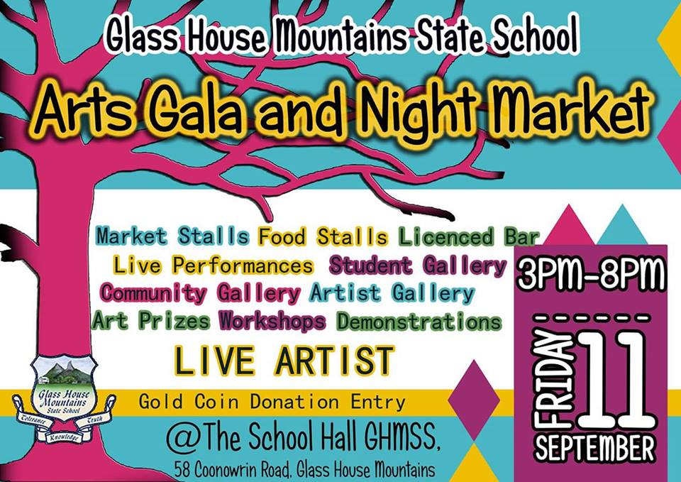 Arts Gala and Nigh Market