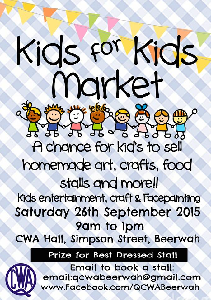 Kids for Kids Market