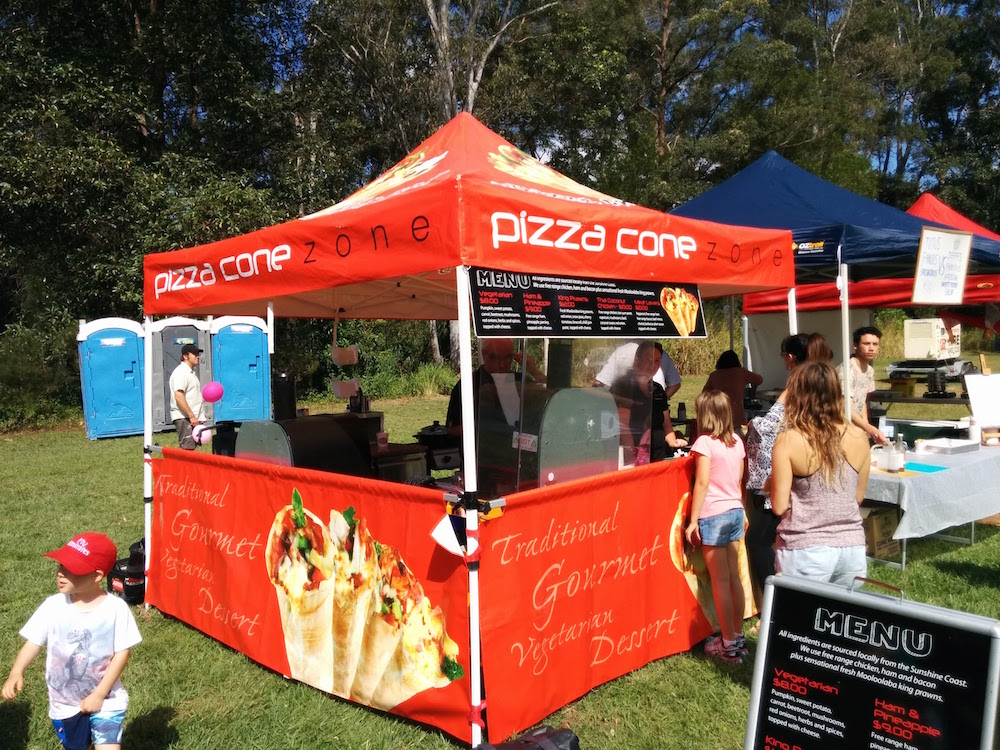 Pizza Cone Zone