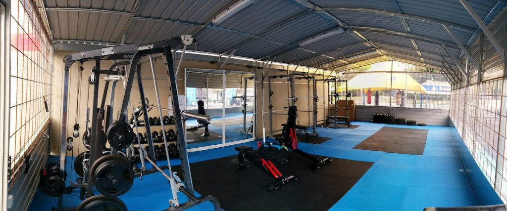 Hinterland Boxing Club New Gym