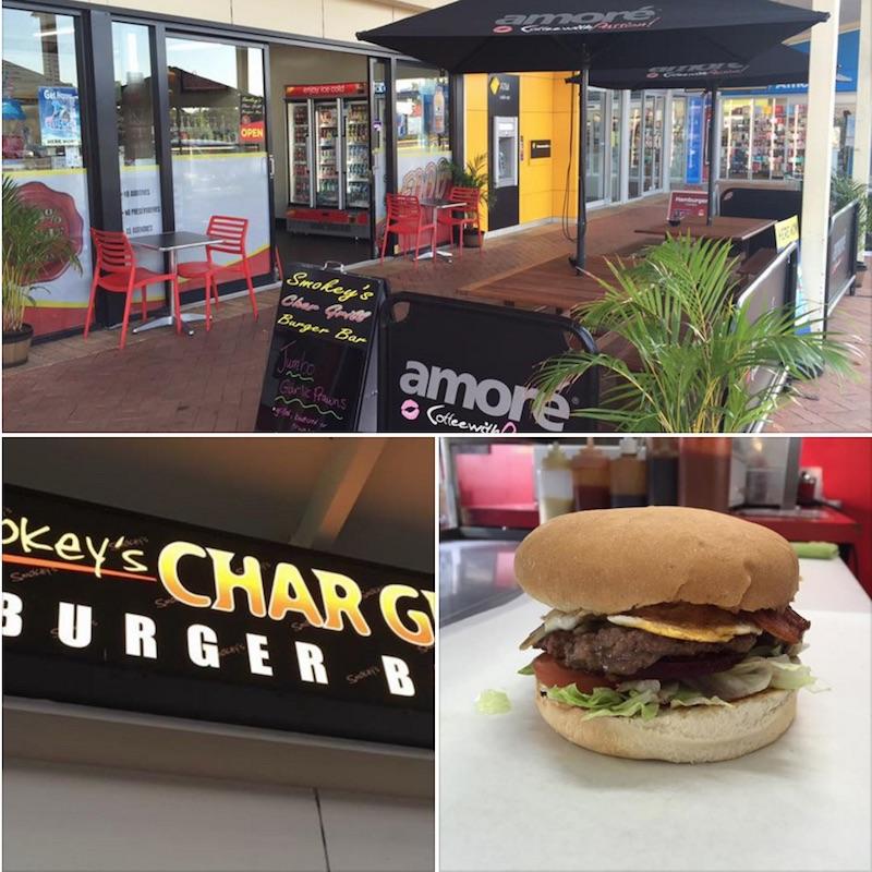 Smokeys Char Grill Burger Bar Beerwah