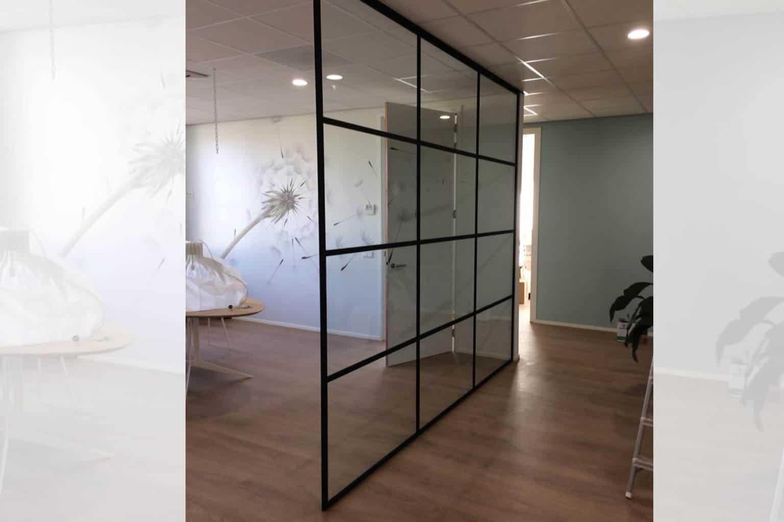 Industrile look  Glass Inside