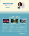 This a screenshot of a Wordpress Theme I made. This is designed for people needing a very personal feel to connect with clients. Comseleors, life coaches, physical therapists, etc..
