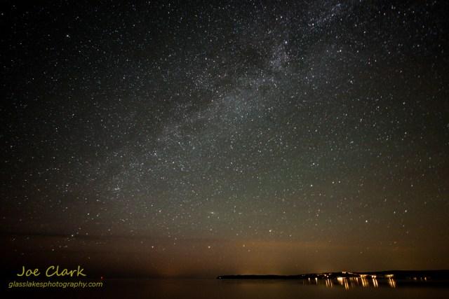 Milky Way Passage