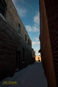 Alley Way by Joe Clark