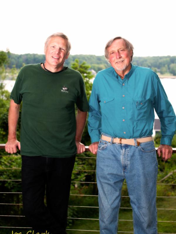 Gordon Veldman transplant brothers spectrum health portrait