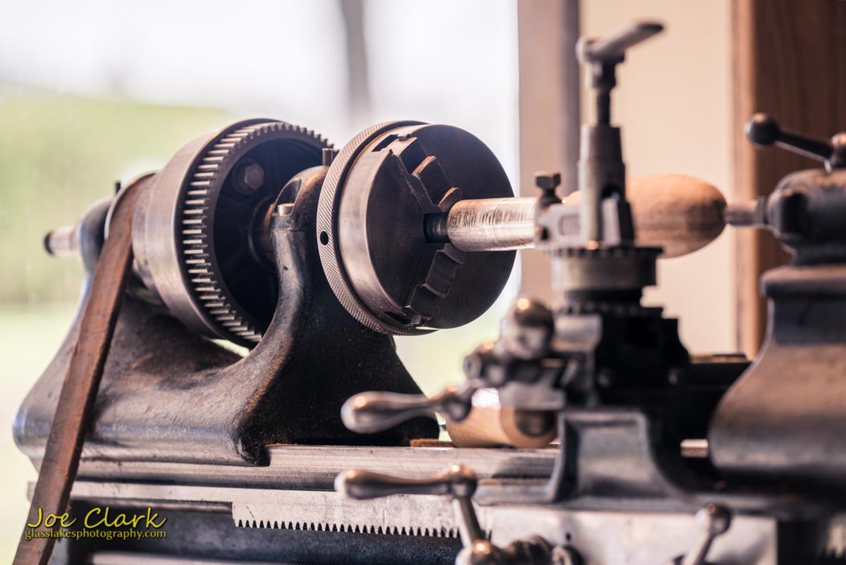 Petoskey photographer Joe Clark, Wright Brothers Bicycle shop