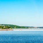 Petoskey Bay Harbor Marina Little Traverse Bay Summer boating sailing photography Joe Clark Glass Lakes Photography