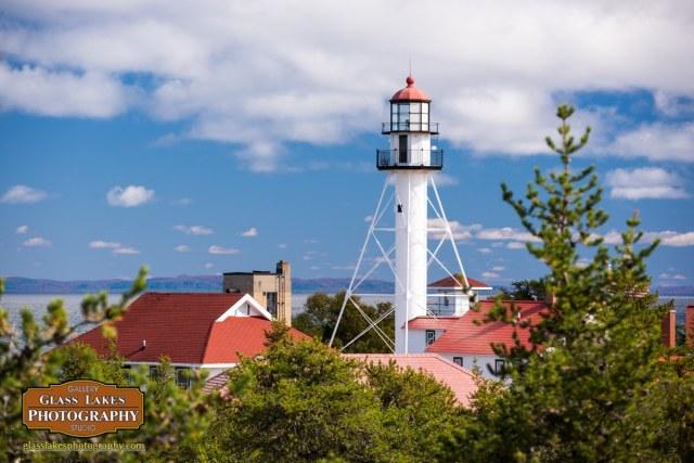 Whitefish Point Lighthouse photography scenery Joe Clark