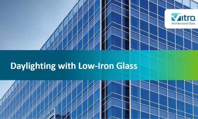 Daylighting with Low-Iron Glass