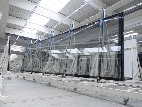 heaviest insulating glass
