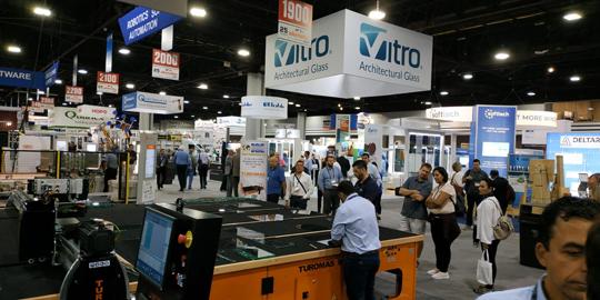Turomas IGE Glass Build America Glass Machine