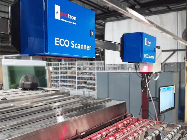 Viptoyton Eco Scanner glass machine