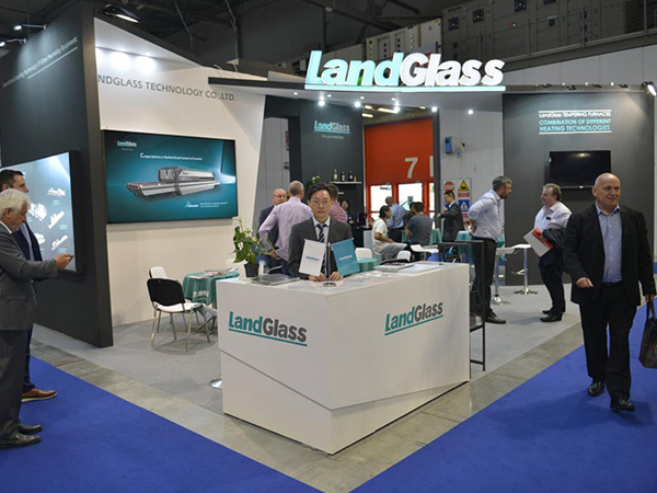 Landglass Vitrum Glass Exhibition