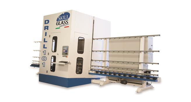 Skill Glass Processing
