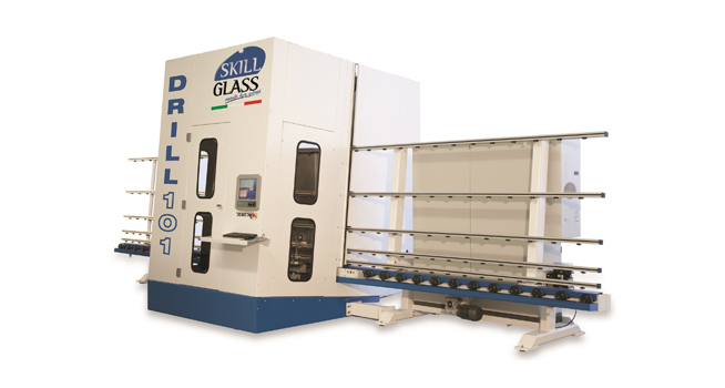 Skill Glass Processing