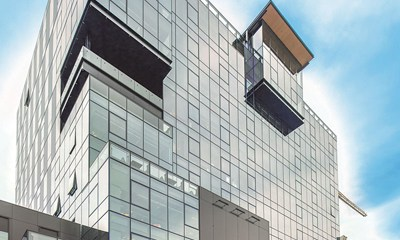 Vitro Glass 9th Thomas Complex