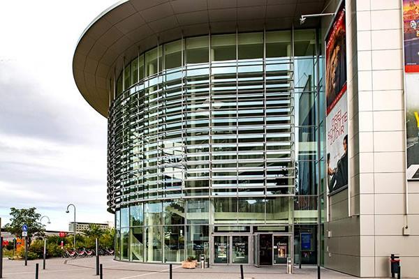 Glaströsch Cineplex Baden