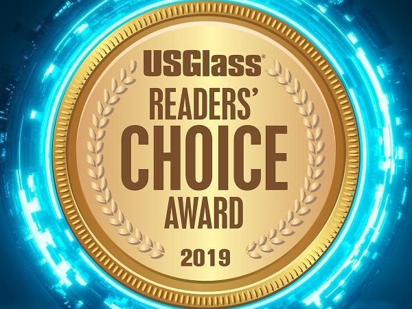 Mappi Wins US Glass Readers Awards Choice
