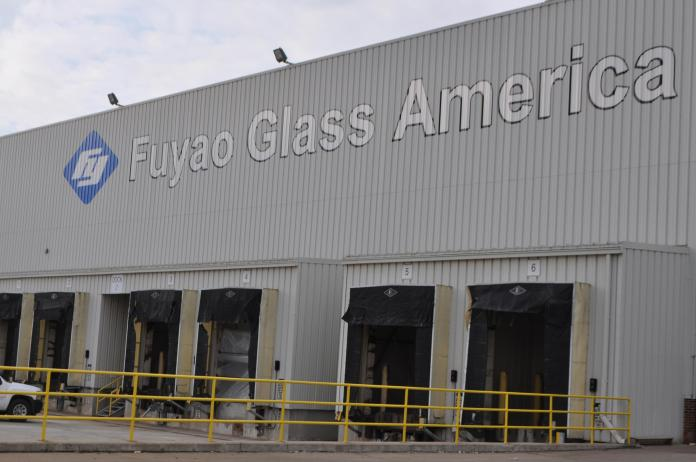 Fuyao Glass America Factory