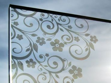 hegla laserbird decorative glass