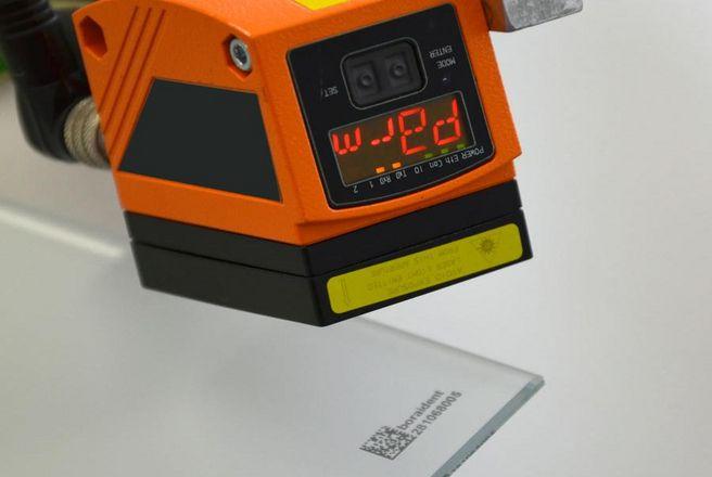 hegla laserbird laser glass marking system