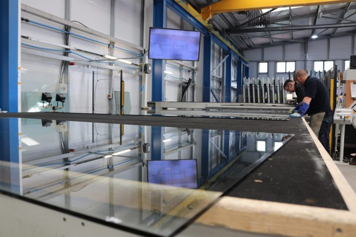 Cornwall Glass Processing Factory