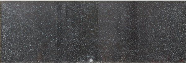 4 mm Tempered Glass Fragmentation