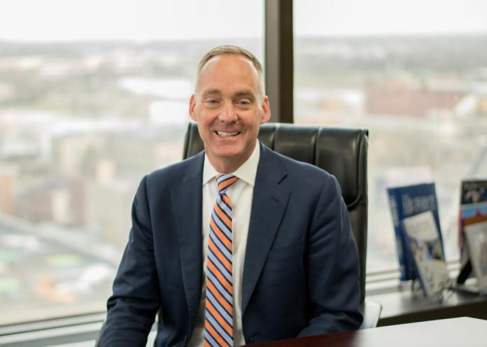 Jeff Hoagland, president and CEO of the Dayton Development Coalition