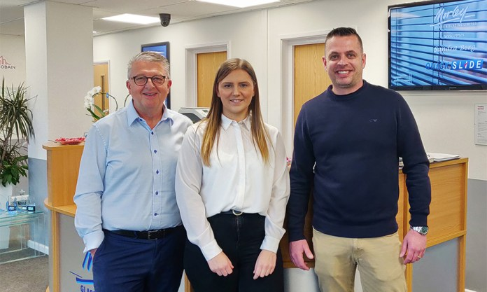 Quickslide partners with Morley Glass to enhance product offering