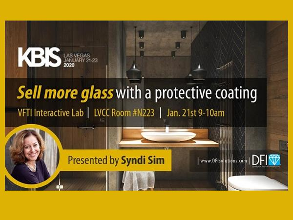 DFI is presenting at KBIS on Jan. 21