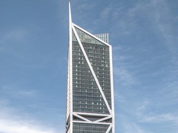 181 Fremont Tower - Vitro Glass