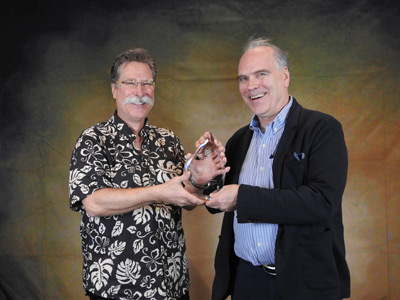 Glass Products Council Distinguished Service Award – Jeff Haberer (Trulite Glass and Aluminum Solutions)