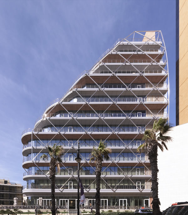 Guardian Glass Project: Portomaso Business Tower 2