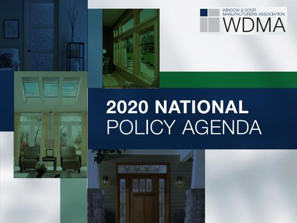 WDMA Releases 2020 National Policy Agenda